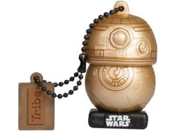 Pen USB TRIBE Star Wars Gold Edit BB-8 16GB — 16 GB | USB 2.0