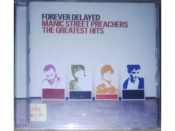 CD Manic S. Preachers - Forever Delayed — Pop-Rock