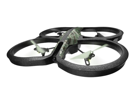 Drone PARROT AR 2.0 Elite ED Jungle — Alcance: 50 m