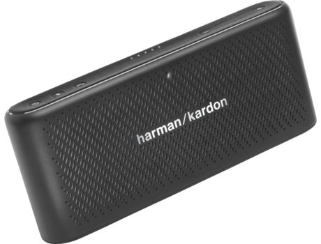 Coluna HARMAN Traveller Preto — Bluetooth