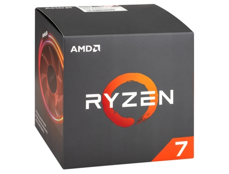Processador AMD Ryzen 7 2700X (Socket AM4 - Octa-Core - 3.7 GHz) — AMD Ryzen 7 2700X | Socket AM4