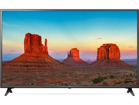TV LG 55'' 55UK6200 4K Ultra HD Smart TV — 4K Ultra HD| 55''| A+