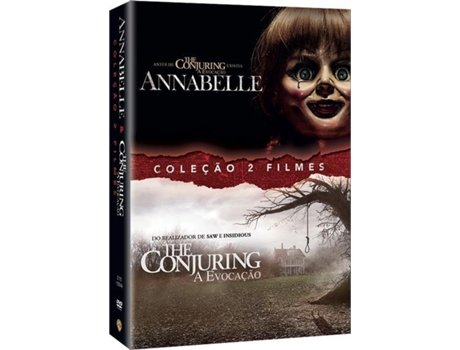 Pack Annabelle + The Conjuring - A Evoca — Pack 2 Filmes