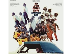 Vinil LP Sly & The Family Stone - Greatest Hits — Pop-Rock