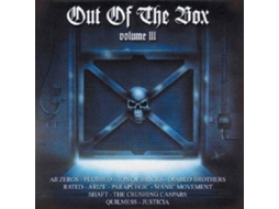 CD Out Of The Box Volume III