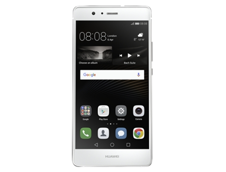 Smartphone HUAWEI P9 Lite Branco — Android 6.0 / 5.2'' / 4G / Octa Core 4 x 1.7 GHz + 4 x 2.0 GHz