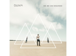 CD/DVD D.A.M.A - Dá-me Um Segundo (Repack) — Pop-Rock