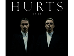 CD Hurts - Exile (Deluxe) — Pop-Rock