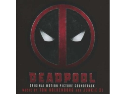 CD Vários BSO - Deadpool — Pop-Rock