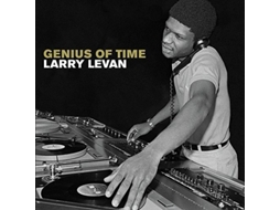 CD Vários - Genius Of Time: Larry Levan — Pop-Rock