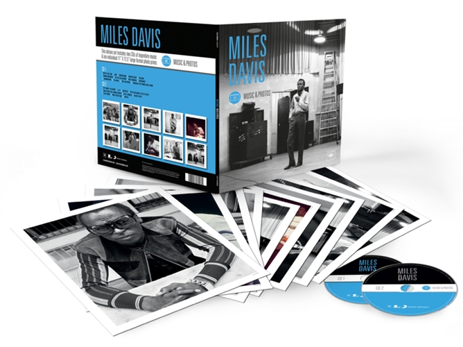 CD Miles Davis - Music & Photos — Pop-Rock