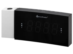 Rádio Despertador c/ Projetor SOUNDMASTER UR8600 — Digital