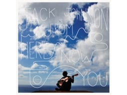 CD Jack Johnson - From Here To Now to You — Pop-Rock