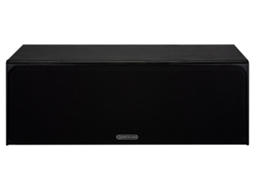 Coluna MONITOR AUDIO Bronze Central Preto — 120W | 60-30Hz