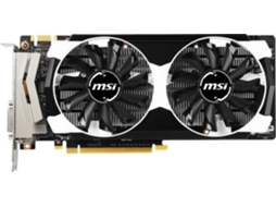 Placa Gráfica MSI GEFORCE GTX 950 2GB GDDR5 — Nvidia GeForce GTX 950 | 1253 MHz | 2 DDR5