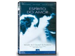 DVD Espírito do Amor — De: Jerry Zucker | Com: Patrick Swayze, Demi Moore, Tony Goldwyn