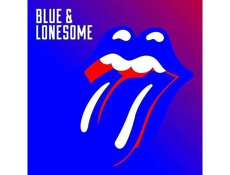CD Rolling Stones - Blue & Lonesome — Pop-Rock