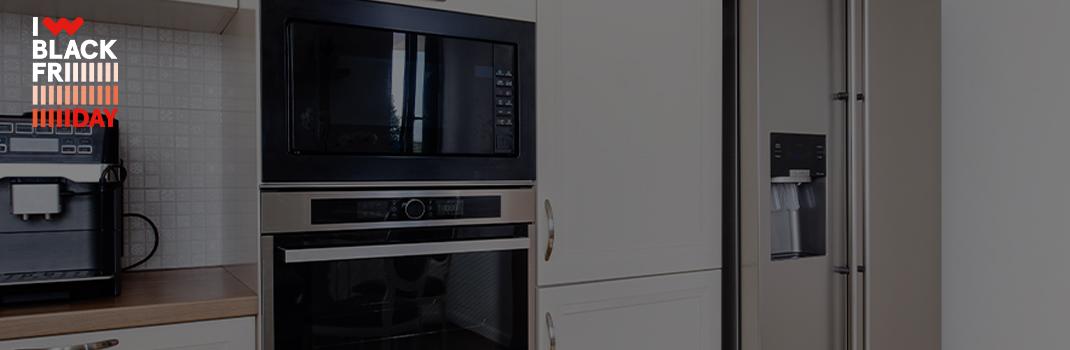 Sugestões de grandes eletrodomésticos para tua casa