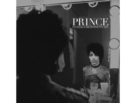 Vinil Prince - Piano & A Microphone 1984 — Pop