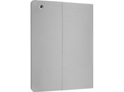 Capa  iPad 2/3/4 ARTWIZZ Folio Prateado — iPad 2/3/4