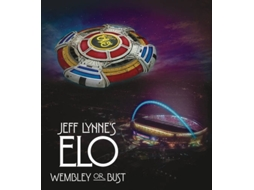 CD + Blu-Ray Jeff Lynne's ELO - Wembley or Bust — Pop-Rock