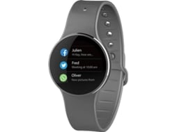 Smartwatch MYKRONOZ Zecircle2 Grey — Android, iOS e Windows Phone | 70 mAh