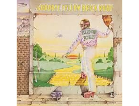 Vinil Elton John: Goodbye Yellow Brick Road — Pop-Rock