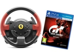 volante thrustmaster t150 ferrari jogo ps4 ps vr gran turismo sport. Black Bedroom Furniture Sets. Home Design Ideas