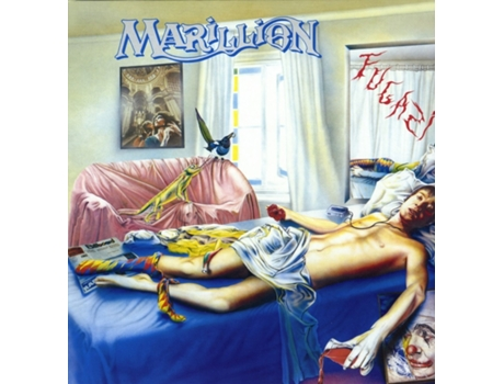 Vinil Marillion - Fugazi — Pop-Rock