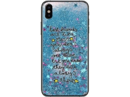 Capa SILVIA TOSI Liquid Stars iPhone 6, 6s, 7, 8 — Compatibilidade: iPhone 6, 6s, 7, 8