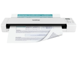 Scanner Portátil BROTHER DS-920DW — Scanner Portátil