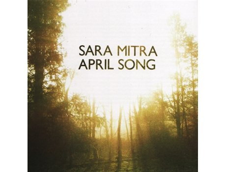CD Sara Mitra - April Song