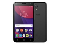 Smartphone ALCATEL Pixi 4 (5) 8GB Preto — Android 6.0  / 5.0'' / Quad-core 1.3 GHz / 1GB RAM / Dual SIM