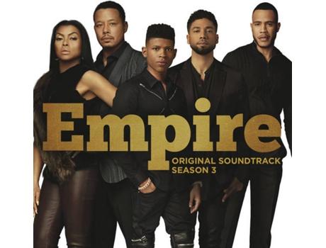 Cd Empire Cast Original Soundtrack Recording Galerians Rion Man