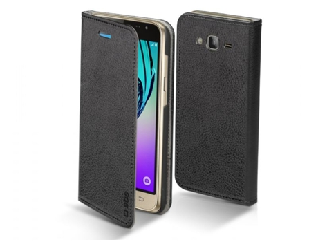 Capa Book SBS Galaxy J3 Preto — Compatibilidade: Galaxy J3