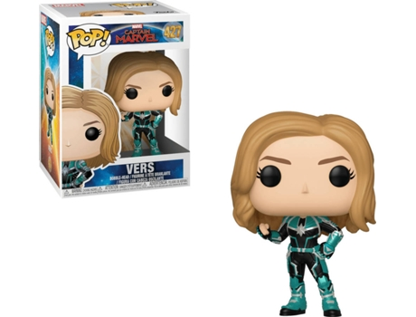 Figura FUNKO Pop Marvel Vers