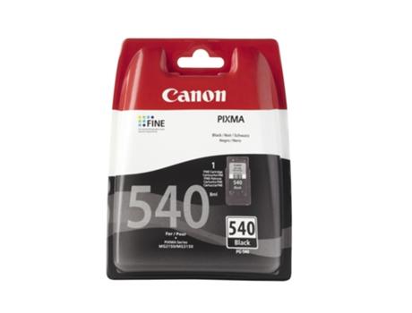 Tinteiro CANON PG-540 Preto (5225B004)   [4877866 ]