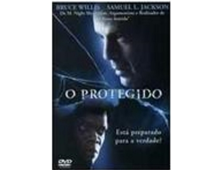 DVD O Protegido — De: M. Night Shyamalan | Com: Bruce Willis,Samuel L. Jackson,Robin Wright Penn,Spencer Treat Clark