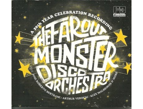 CD Far Out Monster Disco Orchestra - The Far Out Monster Disco Orchestra
