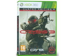 Jogo XBOX 360 Crysis 3: Hunter Edition