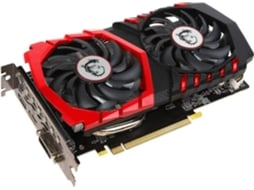 Placa Gráfica MSI GTX 1050 GAMING X 2GB DDR5 — GeForce GTX 1050 | 7108 MHz | 2048 GB GDDR5