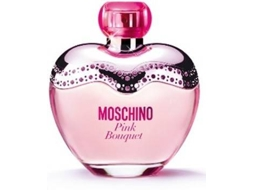 Perfume MOSCHINO Pink Bouquet Eau de Toilette (100 ml)