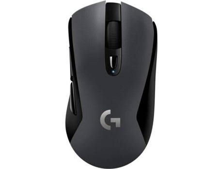 Rato Gaming LOGITECH G603 LightSpeed (Wireless - 12.000 dpi - Preto)