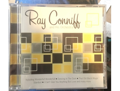 CD Ray Conniff And His Orchestra - Including Wonderful! Wonderful!