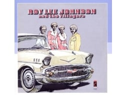 CD Roy Lee Johnson & The Villagers - Roy Lee Johnson & The Villagers