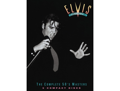 CD Elvis Presley - The King of Rock 'n' Roll: The Complete 50's Masters — Pop-Rock