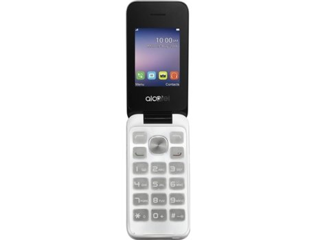 ALCATEL 20.51D Pure White