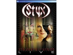 Blu Ray Styx - The Grand Illusion & Pieces of Eight Live — Pop-Rock Internacional
