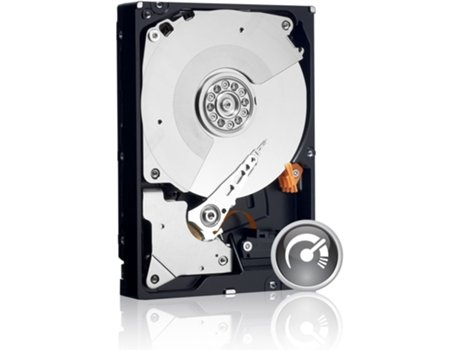 Disco Interno 3.5'' WD 4TB Black Perform — 3.5'' / 4 TB / SATA III