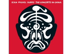 CD Jean Michel Jarre - Les Concerts en Chine 1981 (Live) — Pop-Rock
